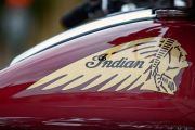 Brand Logo & Name of Chieftain Classic