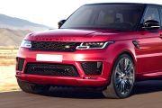 Bumper Image of Range Rover Sport