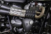 Engine of Street Scrambler