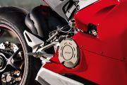 Engine of Panigale V4