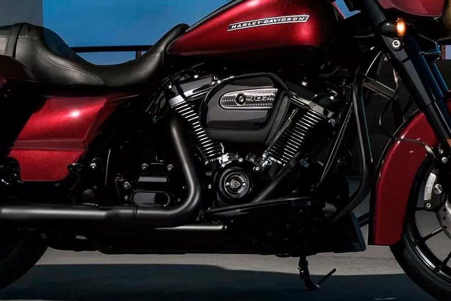 Photo of Harley Davidson Street Glide Special
