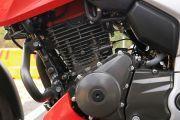 Engine of Apache RTR 160 4V