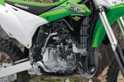 Engine of KX 100