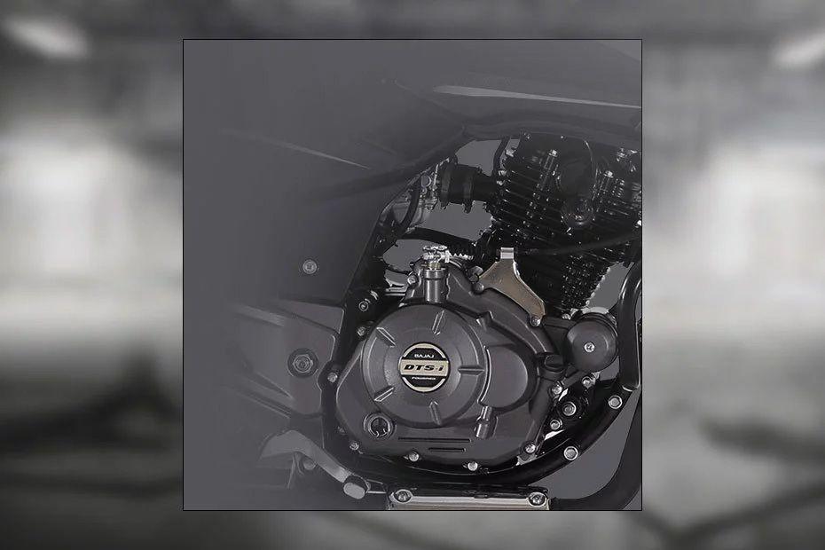 Engine of Pulsar 180