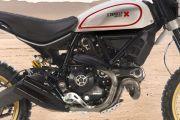 Engine of Desert Sled