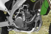 Engine of KLX 450R