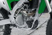 Engine of KX 450F