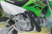 Engine of KLX 110
