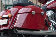 Exhaust View of Chieftain Classic