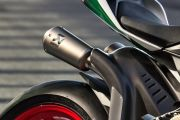 Exhaust View of 1299 Panigale