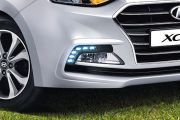 Fog lamp with control Image of Xcent