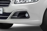 Fog lamp with control Image of Linea
