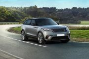 Front 1/4 left Image of Range Rover Velar