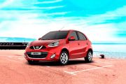 Front 1/4 left Image of Micra