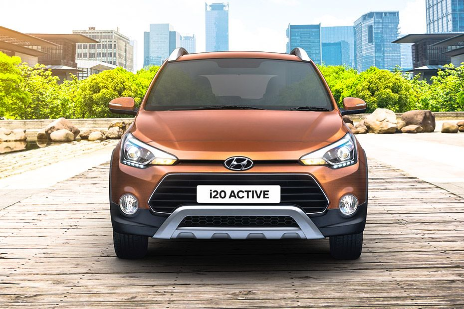 Front Image of i20 Active