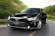 Front Image of Camry