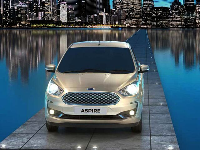 Photo of Ford Aspire