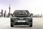 Front Image of Corolla Altis