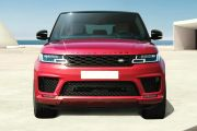 Front Image of Range Rover Sport