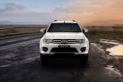 Front Image of Pajero Sport