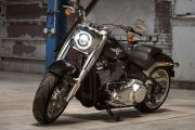 Used Harley Davidson Fat Boy bike in Mumbai
