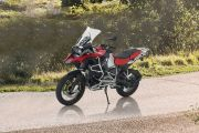 Front Left View of R 1200 GS Adventure