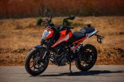 Used KTM 250 Duke bike in Hyderabad