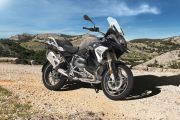 Front Right View of R 1200 GS