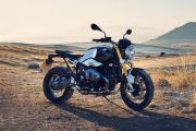 Front Right View of R nineT
