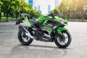 Front Right View of Ninja 400