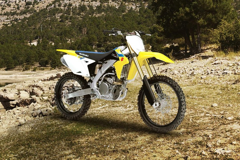 Front Right View of RM Z250