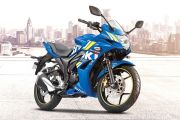 Used Suzuki Gixxer SF (2015-2018) bike in Mumbai