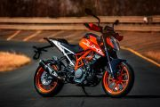 Used KTM 390 Duke bike in Hyderabad