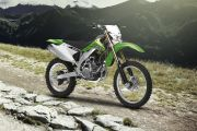 Front Right View of KLX 450R