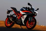 Used KTM RC 390 bike in Hyderabad