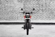 Front View of Thunderbird 350X