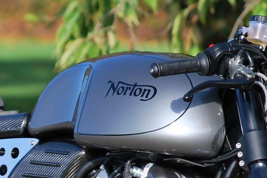 Photo of Norton Dominator
