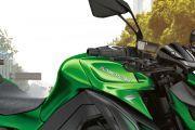 Fuel tank of Z1000