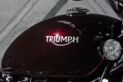 Fuel tank of Bonneville Bobber