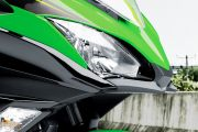Head Light of Ninja 650