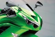 Head Light of Ninja ZX 14R