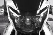 Head Light of Apache RTR 160