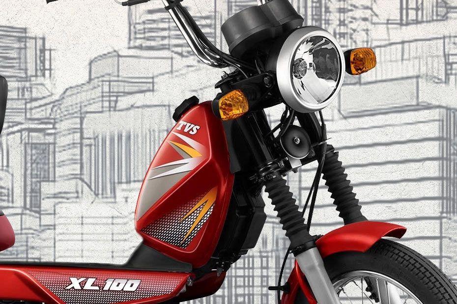 Head Light of XL 100