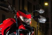 Head Light of Hypermotard