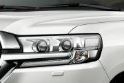 Headlamp Image of Land Cruiser