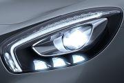 Headlamp Image of AMG GT