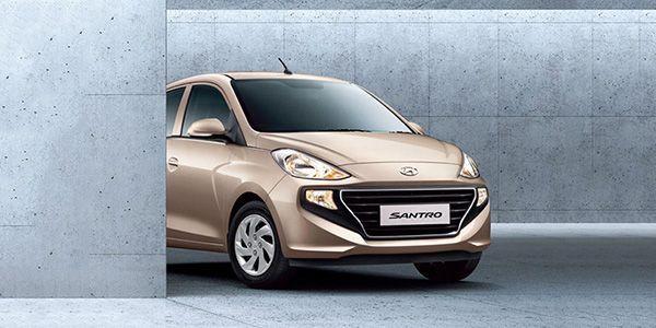 Photo of Hyundai Santro 2018
