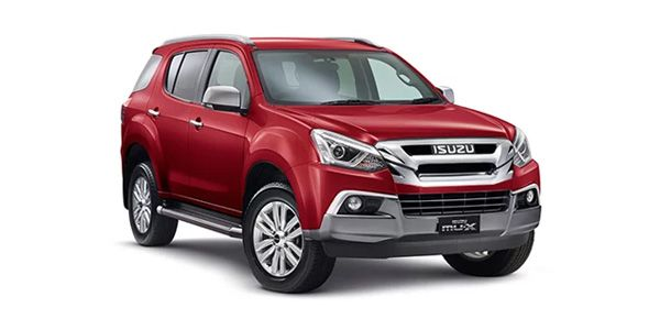 2020 Isuzu MU-X Review, Release And Price >> Isuzu Mux Price Images Mileage Colours Review In India Zigwheels