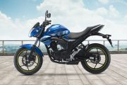 Used Suzuki Gixxer (2014-2018) bike in Mumbai