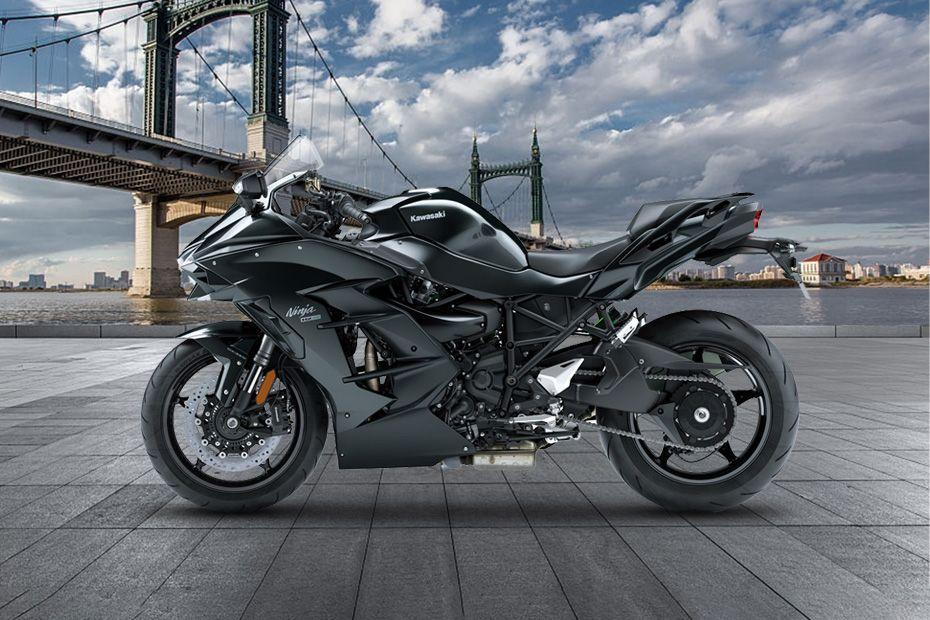 Photo of Kawasaki Ninja H2 SX